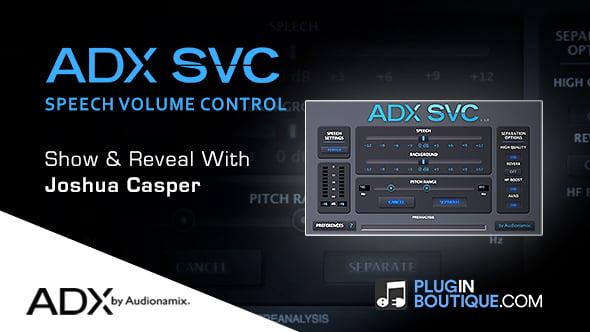 Audionamix ADX SVC