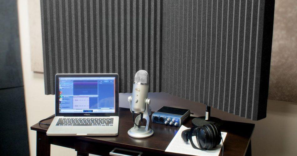 Auralex Acoustics DeskMAX v2