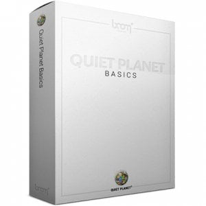 BOOM Library Quiet Planet Basics