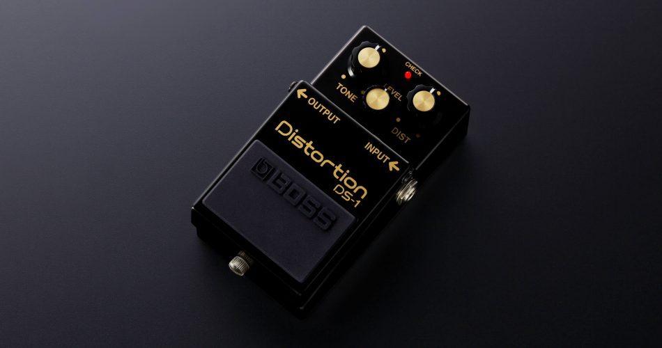 BOSS DS 1 4A Distortion