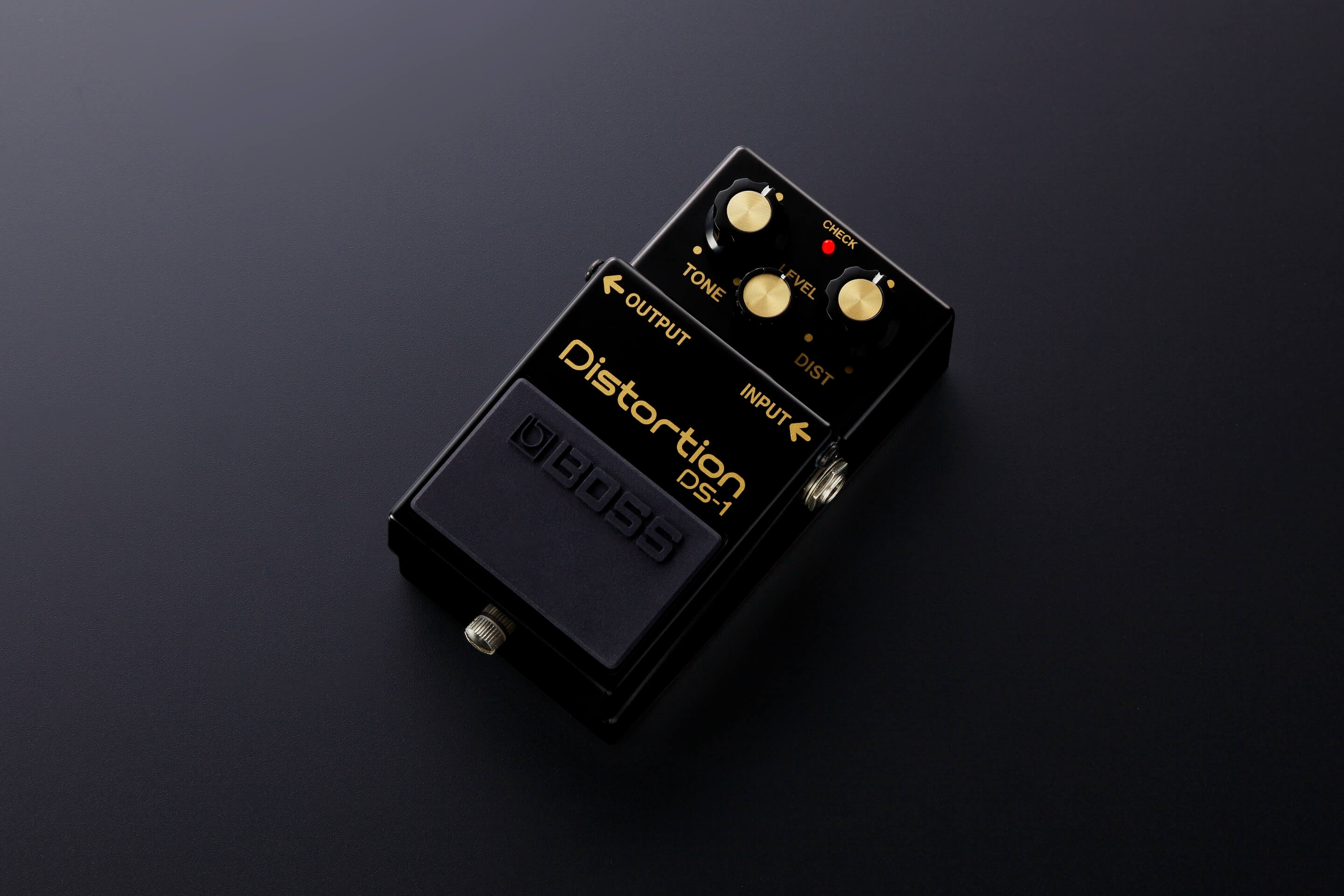 Boss Intros Ds 1 4a Distortion Limited Edition Stompbox
