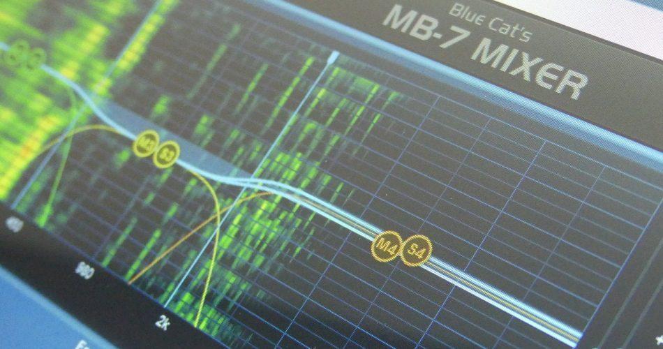 Blue Cat MB7 Mixer V3