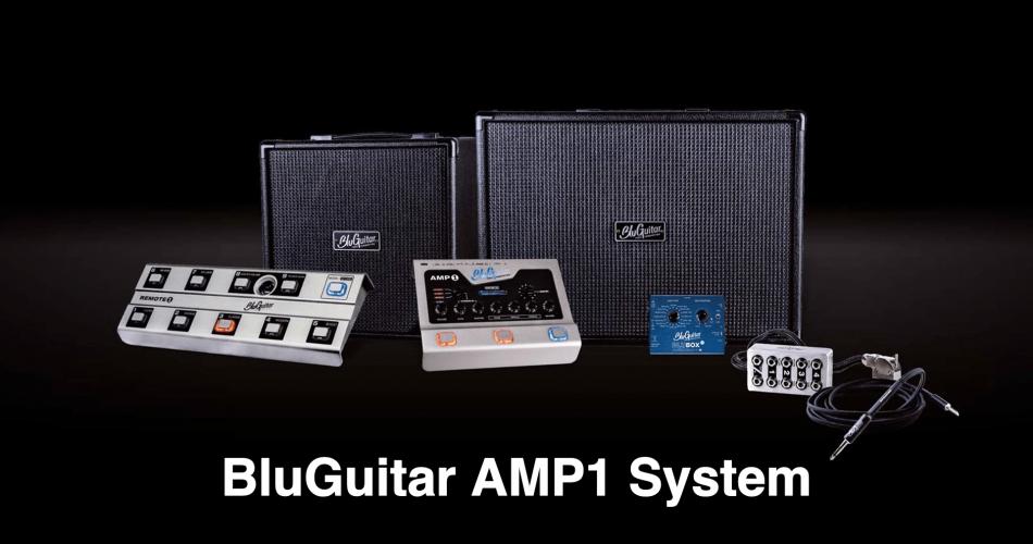 BlueGuitar Amp1 System