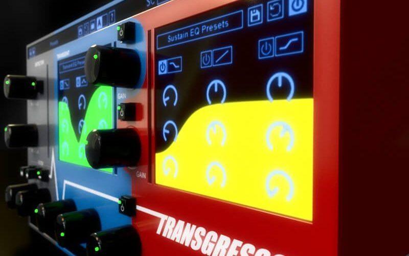 Boz Digital Labs Transgressor feat