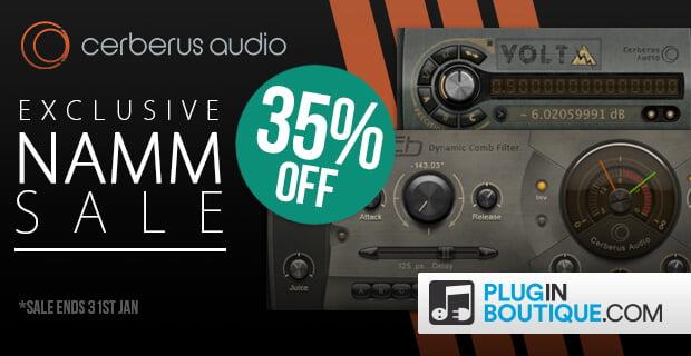 Cerberus Audio Sale PluginBoutique