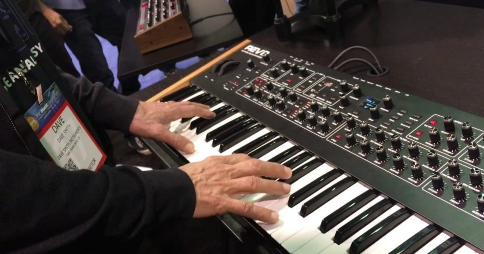 Dave Smith Instruments REV2 feat