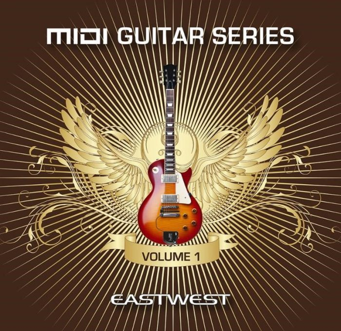 EastWest MIDI Guitar Series Vol 1
