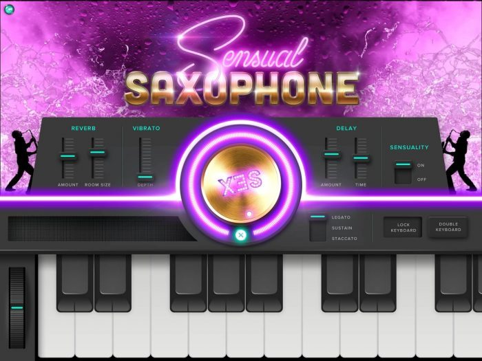 Embertone Sensual Saxophone
