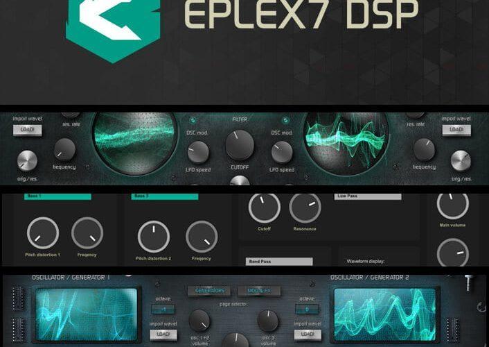 Eplex7 DSP sale