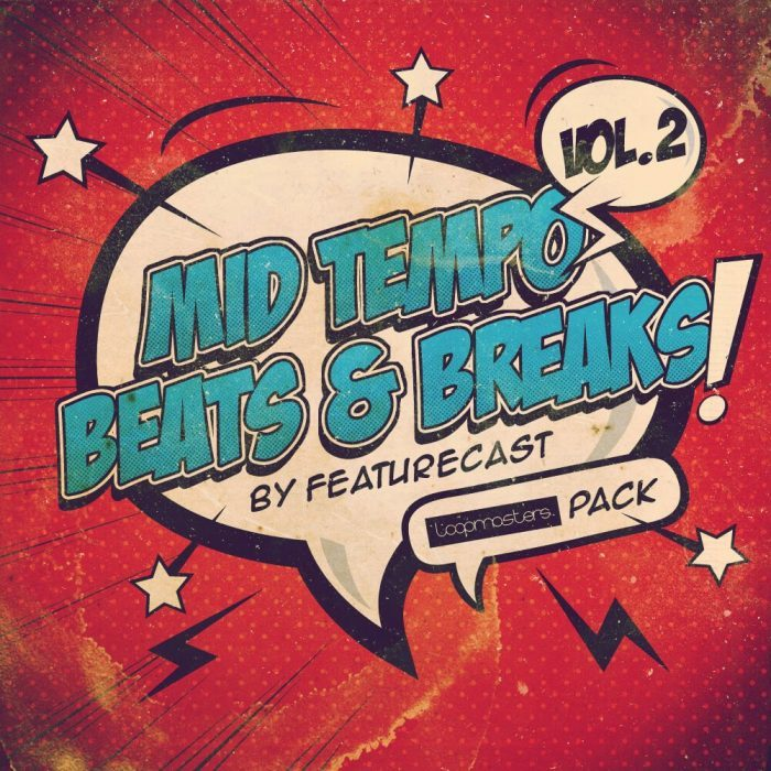 Featurecast Mid Tempo Beats & Breaks 2