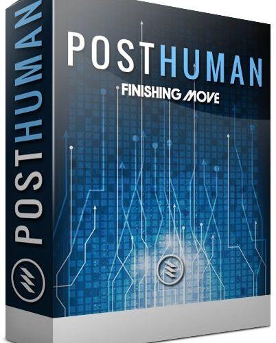Finishing Move Posthuman box