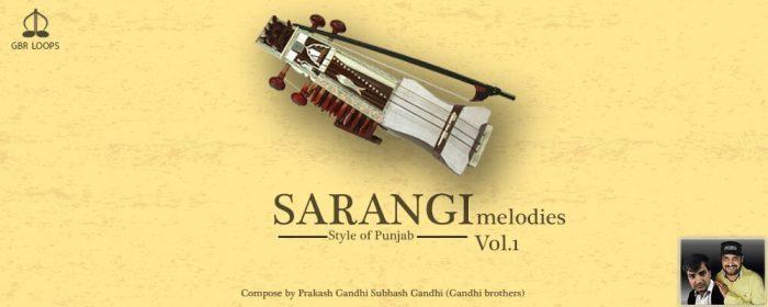 GBR Loops Sarangi Melodies Vol. 1 Style of Punjab
