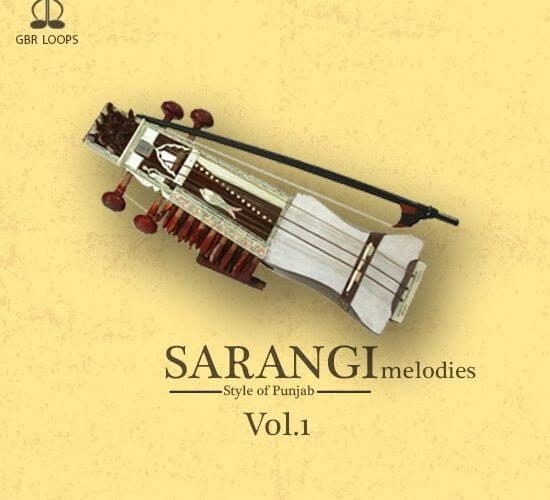 GBR Loops Sarangi Melodies Vol. 1 Style of Punjab SQ