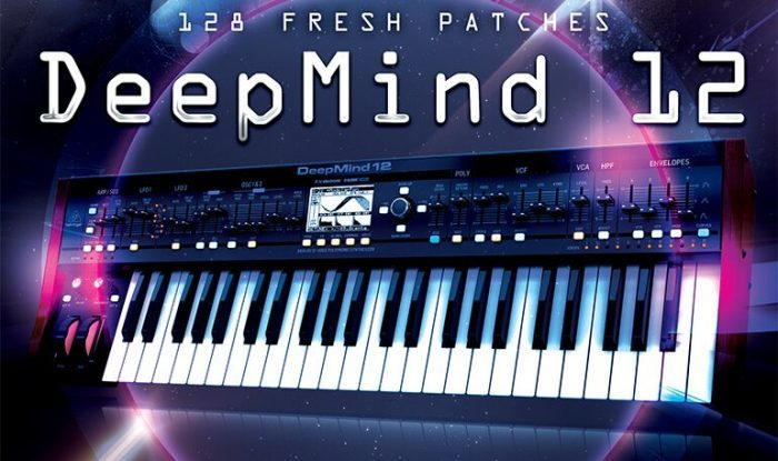 GEOSynths Deeper Vol 1 for DeepMind 12 feat