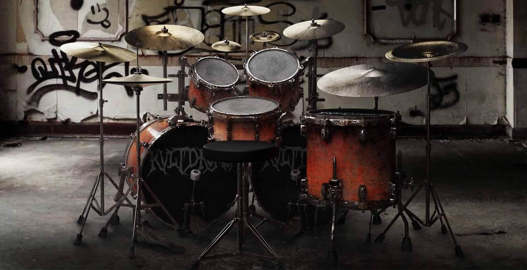 metal drums samples download