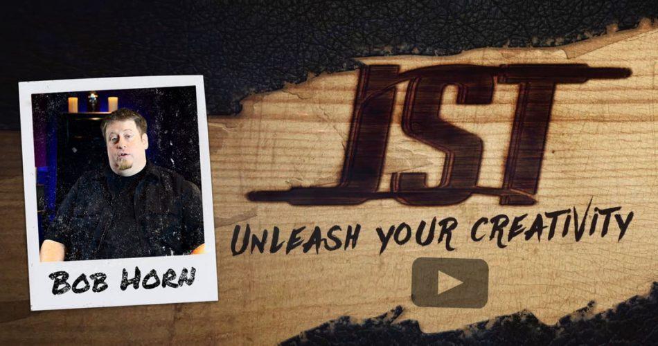 JST Unleash your creativity Bob Horn