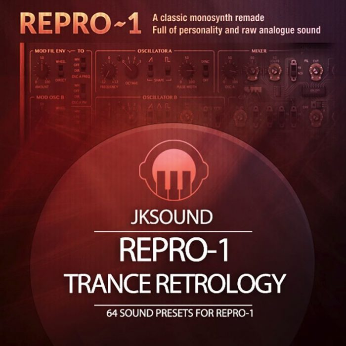Jksound Trance Retrology for Repro 1