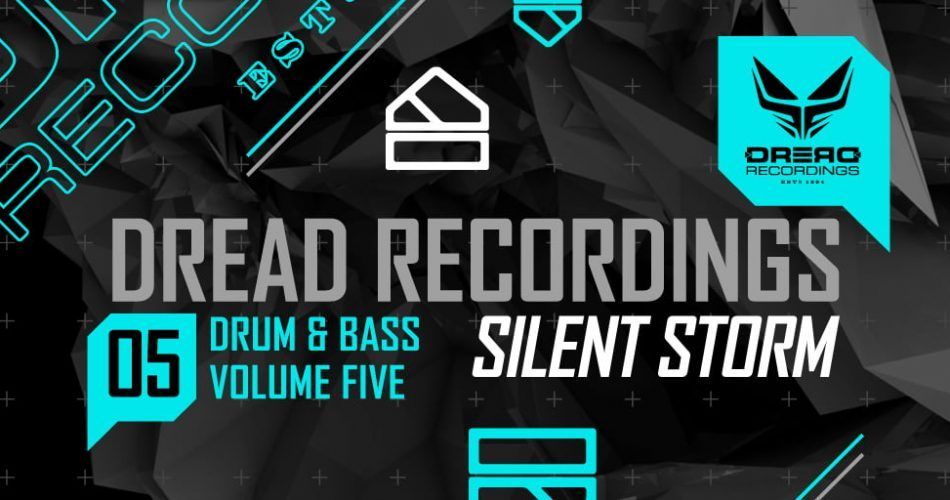 Loopmasters Dread Recordings Vol 5 Silent Storm