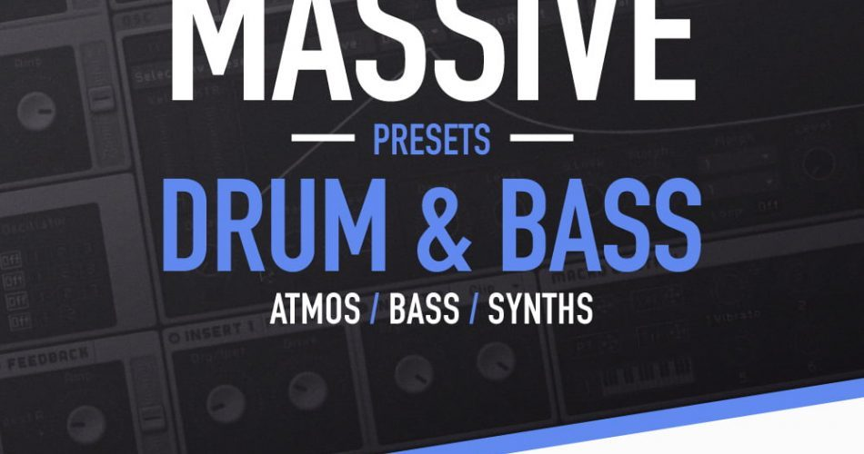 Loopmasters Drum and Bass Massive Presets