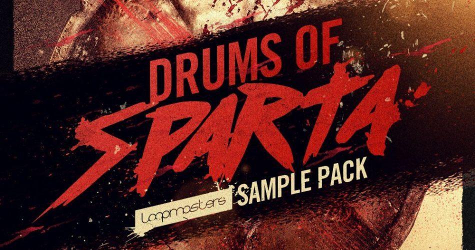 Loopmasters Drums Of Sparta