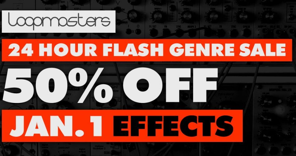 Loopmasters FX Packs