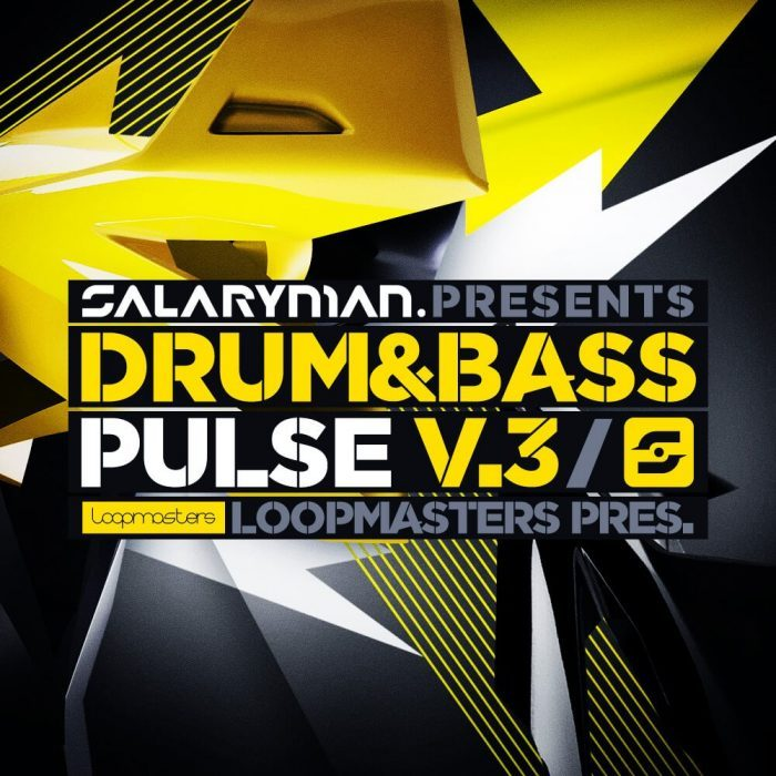Loopmasters Salaryman Drum & Bass Pulse Vol 3