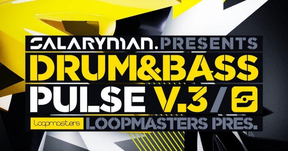 Loopmasters Salaryman Drum & Bass Pulse Vol 3