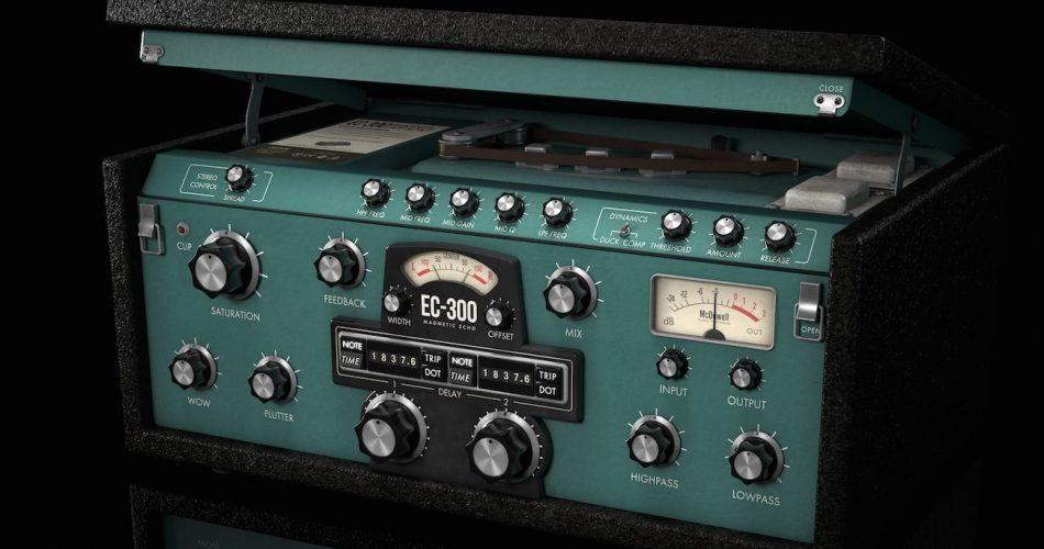 McDSP EC 300 Echo Collection