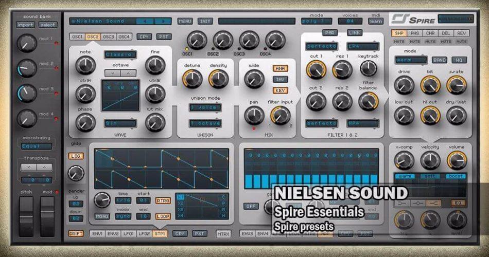 Nielsen Sound Spire EDM Essentials