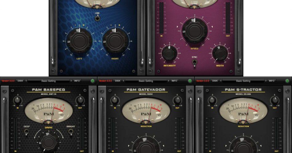 Plug & Mix Pitch Me, Vibrator, Basspeg, Gatevador & S Tractor