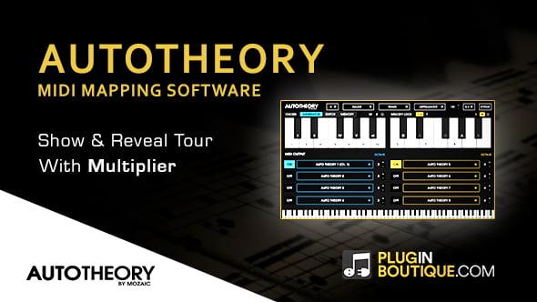Plugin Boutique AutoTheory Show & Reveal