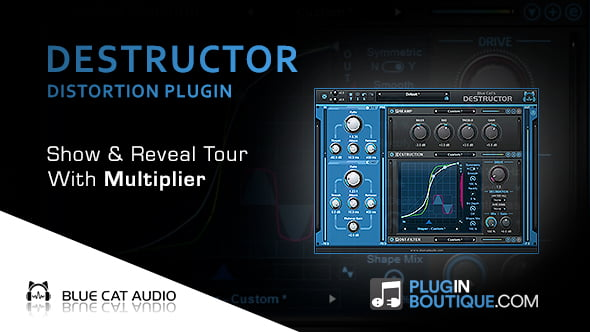 Plugin Boutique Destructor Show & Reveal