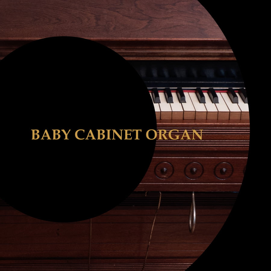 Baby cabinet organ for kontakt exs24 released at for Classic house organ sound