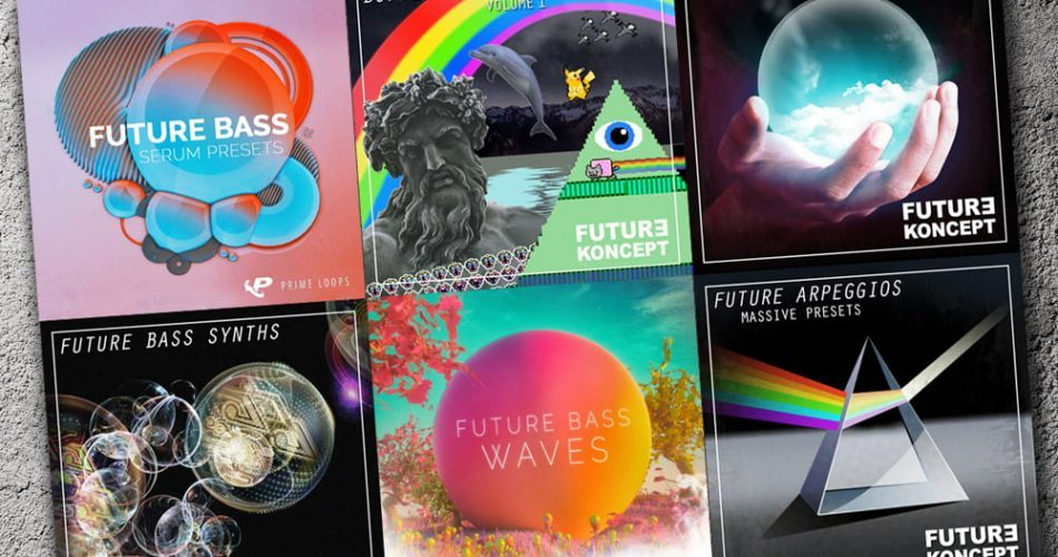 Prime Loops Future Bass Bundle