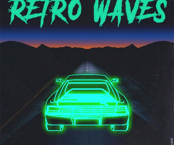 Prime Loops Retro Waves