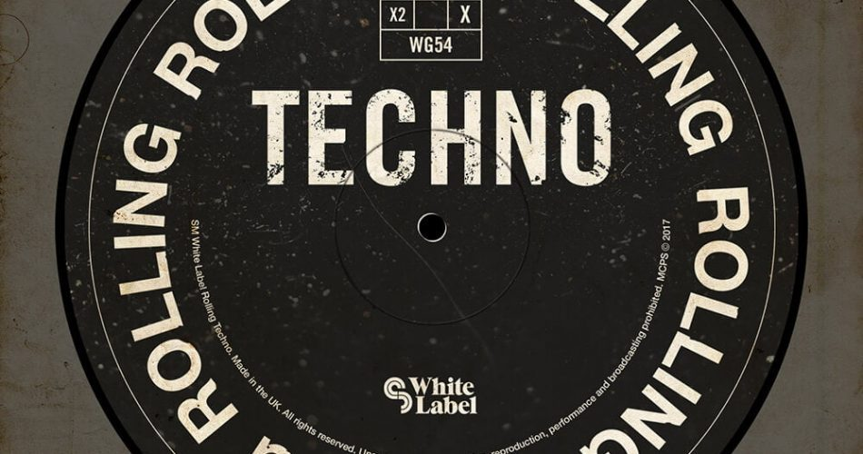 Sample Magic Rolling Techno