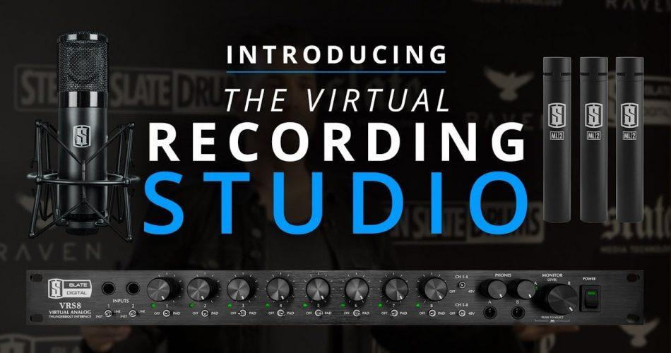 Slate Digital Virtual Recording Studio