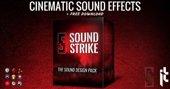 Sound Strike The Sound Design Pack