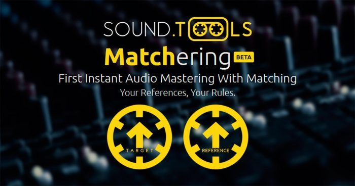 Sound Tools Matchering