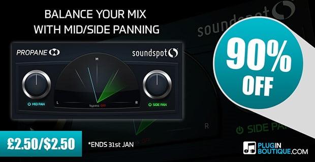 SoundSpot Propane Sale
