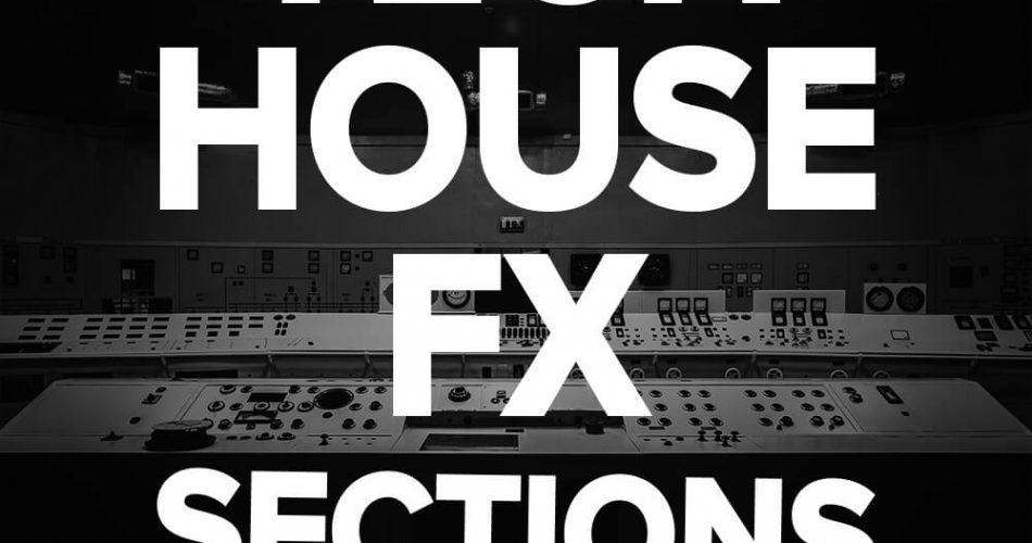 Soundbox Tech House FX Sections