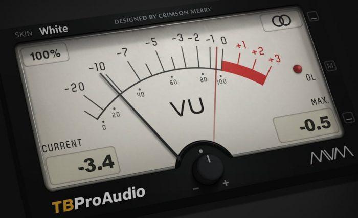 TBProAudio mvMeter