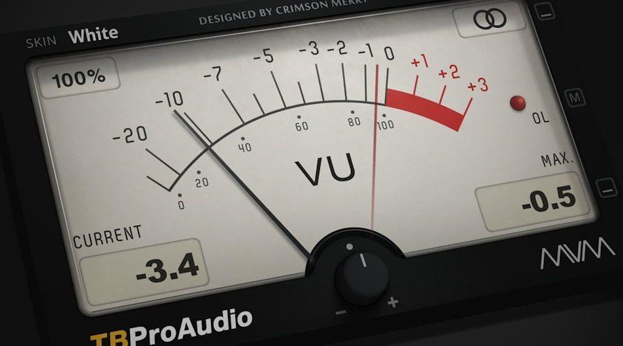 TBProAudio mvMeter feat