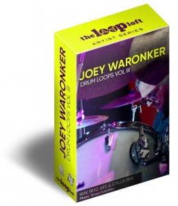 The Loop Loft Joey Waronker Drum Loops 3