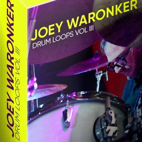 The Loop Loft Joey Waronker Drum Loops 3 sq