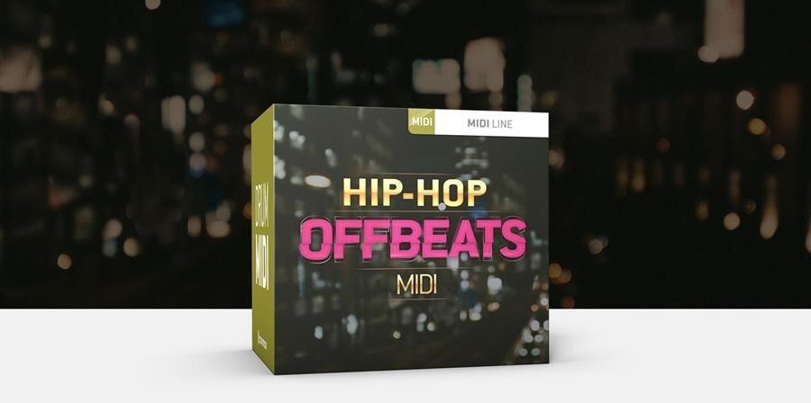 Toontrack Hip Hop Offbeats MIDI