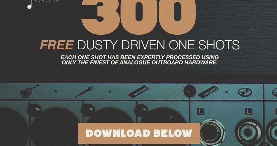 Touch Loops 300 Free Dusty Driven One Shots