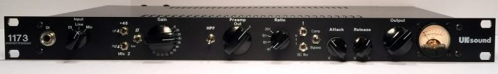 UK Sound 1173 preamp/compressor