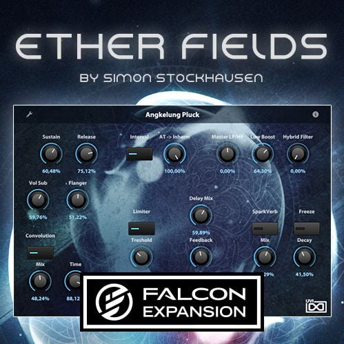 UVI Ether Fields for Falcon