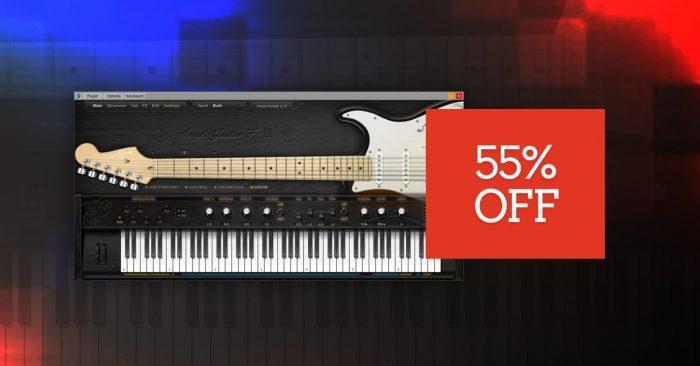 VST Buzz Ample Sound F II Guitar sale